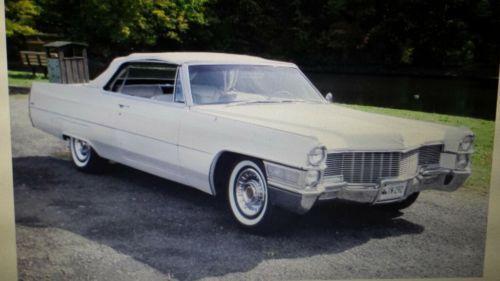 1965 Cadillac Ebay