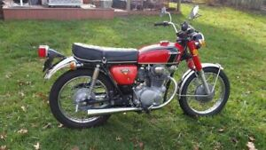 1968 - 1973 Honda CB or CL 350, or parts wanted