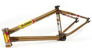 mongoose bmx frame
