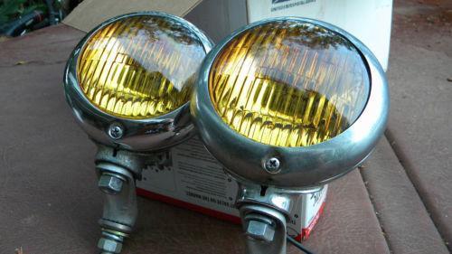 Vintage Fog Lights Ebay