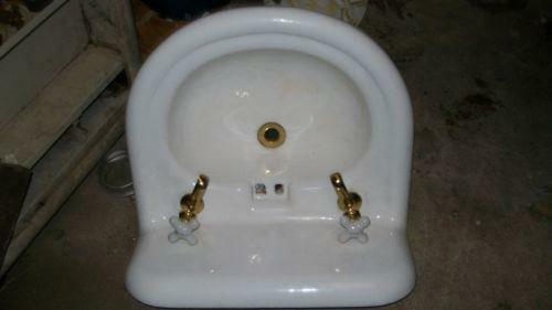 ebay bathroom sinks used bathroom sink ebay 12761