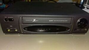 A VCR & V.H.S 's for sale!!! EXCELLENT CONDITION, St. John's Newfoundland image 1