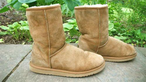 ebay ugg slippers size 9
