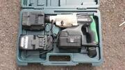 Hitachi Cordless SDS Drill