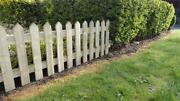 6ft Picket Fence