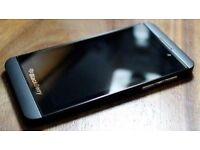 BlackBerry Z10, Unlocked, Black, Boxed and Mint condition