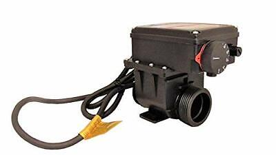 Cloverleaf PHEAT2KW 2KW Pond Heater with Thermo Control, Black