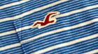 Hollister Striped T-Shirts for Men