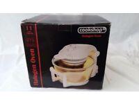 Cookshop Halogen Oven 11L Brand New never used