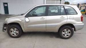 TOYOTA RAV4 4WD LEFT REAR 1/4 DOOR GLASS 00 TO 05 (TMP-144331) Brisbane South West Preview
