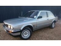 1987 BMW E30 320I SE 2 DOOR 43,000 MILES FROM NEW