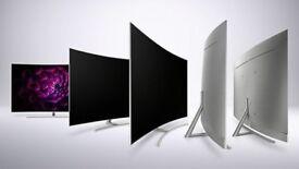 Samsung QE55Q8CAMT Smart 4K Ultra-HD HDR Curved QLED TV