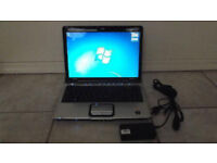HP Pavilion Laptop - HDMI 150 GB HDD 1 GB Ram Intel Core2 Duo 1.5GHz Nvidia GeForce 8400M GS