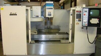 1998 Fadal Vmc-5020a Vertical Machining Center 1077