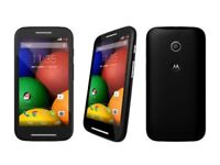 Motorola phones Moto E moto E 2nd Gen lock / Unlocked Android Smartphone