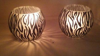 Подсвечники и аксессуары Zebra Candles Holders