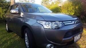 2013 Mitsubishi Outlander Wagon Mount Eliza Mornington Peninsula Preview