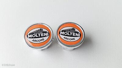 Molteni Acore bidon decals pair Colnago Merckx vintage