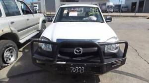 MAZDA BT50 RIGHT MANUAL DOOR MIRROR 06 TO 08 (TMP-137861) Brisbane South West Preview