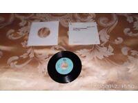 7 inch Vinyl In A Manner Of Speaking. Martin L.Gore 1989 Mute Records Ltd