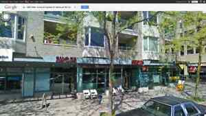A Ground Floor Retail / Office/ Showroom space in Kits for lease