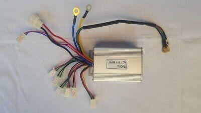 Controlador Regulador de Velocidad 36V 800W E-Quad Eléctrico Miniquad Scooter O1