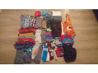 Kids clothes bundle - boys (2-3 years) - 41 items