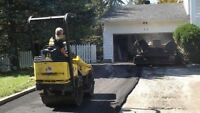 ASPHALT DRIVEWAY WIDENING /AVOID THE HASSLES OF WINTER PARKING