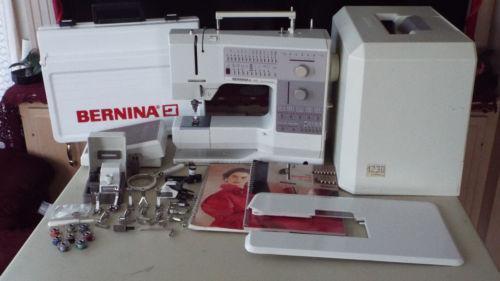 Bernina Quilting Machine Ebay