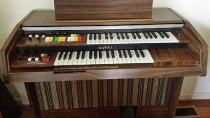 Organ Kawai - Made in Japan - Type : E - 370 - Good Condition - Hoppers Crossing Wyndham Area Preview