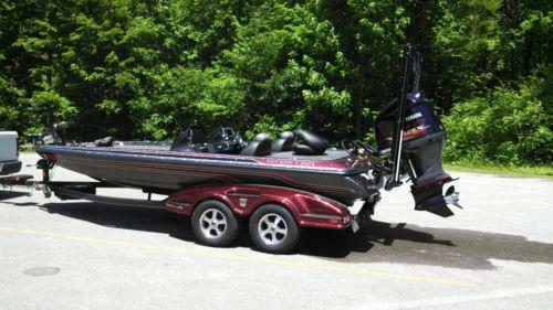 Used bass fishing boats ebay for Used fishing boats