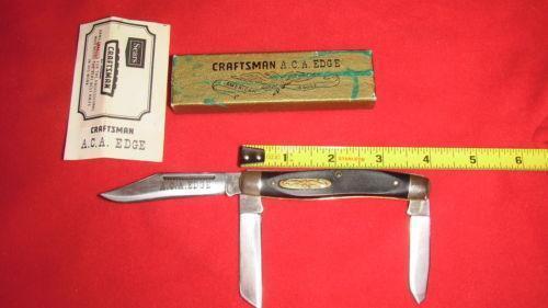 Craftsman Pocket Knife Folding Knives Ebay
