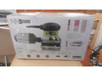WORX WU651L 280W vibrafree Rotary Sander 125mm 110V 110V