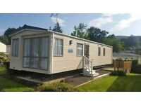 *3 BEDROOM STATIC CARAVAN FOR SALE ON THE BEST FAMILY PARK IN NORTH WALES- OPEN 12 MONTHS A YEAR *