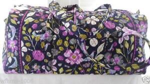 9b392c8e9821 Vera Bradley Extra Large Duffel Bag