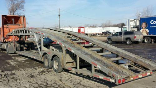 4 Car Trailer Ebay