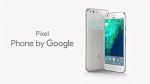 BRAND NEW Google Pixel - 32GB - Unlocked - VERY SILVER (in box)