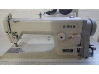 WIMSEW Industrial Sewing machine for Leather and Fabric