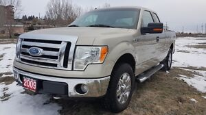 2009 FORD F-150 XLT SUPERCAB 6.5-FT.