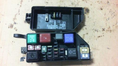 Toyota Camry Fuse Box