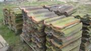 Reclaimed Clay Tiles