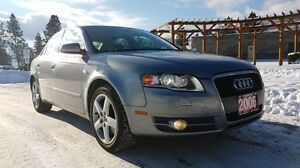 2006 AUDI A4 3.2 QUATTRO WITH TIP