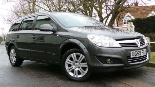 2009 Vauxhall Astra 1 7 Cdti 16v Ecoflex Design 110 5dr