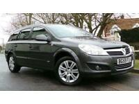 2009 Vauxhall Astra 1.7 CDTi 16V ecoFLEX Design [110] 5dr 5 door Estate