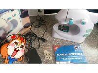 little sewing machine new/ brand new baking buddy
