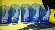 Blue Sailboat Glasses