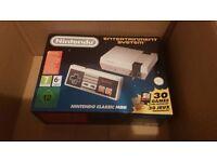 Nintendo Classic Mini NES *NEW & UNOPENED*