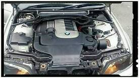 BMW 330d engine