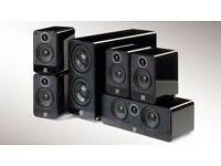 Q acoustic 2000 5.1 speakers