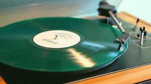 Many LP records for sale - artists listed alphabetically